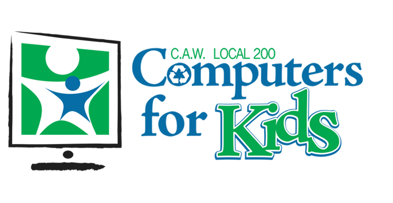 C.A.W. Local 200 Computers for Kids